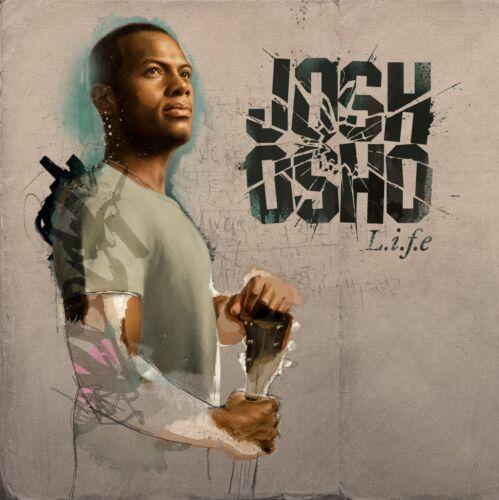 1 of 1 - Josh Osho - L.i.f.e (NEW CD 2012)