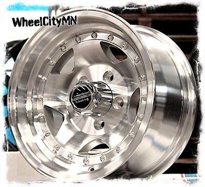 Rims On My Car >> 15 x8 inch American Racing AR23 rims fits Chevy S10 4x2 Camaro El Camino 5x4.75 | eBay