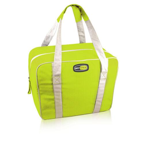 Giostyle Evo Large borsa termica 28 Lt colore verde Viaggio Escursioni