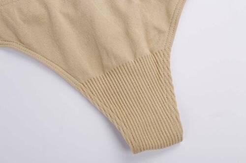 Ladies Slimming Body Shaper Pants Belly Control Underwear shapewear Briefs Thong