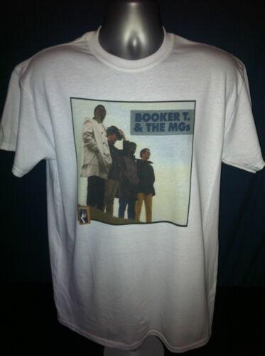 BOOKER T AND THE MGS T-SHIRT Otis Redding Wilson Pickett Sam Dave musicians