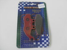 PASTIGLIE FRENO ANTERIORE per GILERA 125 RUNNER FX SP scooter 1999 2000 2001