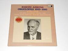 Maria Giese - Orgel / organ - 5LP Box - JOSEPH AHRENS - Orgelopus 1929-1980