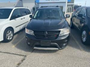 2013 Dodge Journey AWD 4dr R-T, LEATHER, SUNROOF, 3RD ROW SEATS