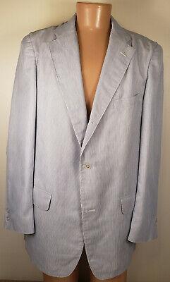 Vintage Brooks Brothers Seersucker Jacket Sport Coat Blazer Size