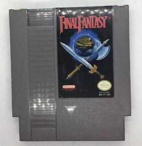 Final-Fantasy-Nintendo-NES-Original-Cartridge-Only-Very-Rare-1990
