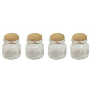 1-12-Scale-Dollhouse-4Pcs-Miniature-Candy-Food-Jar-Kitchen-Decoration-W6U5-O6L5