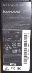 Lenovo-Laptop-Charger-92P1109-93P5026-PA-1900-171-90w-20v-AC-Adapter-92P1109