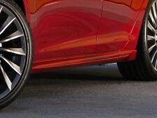 Minigonne Side Skirts in ABS per Alfa Romeo Giulietta Quadrifoglio Verde replica