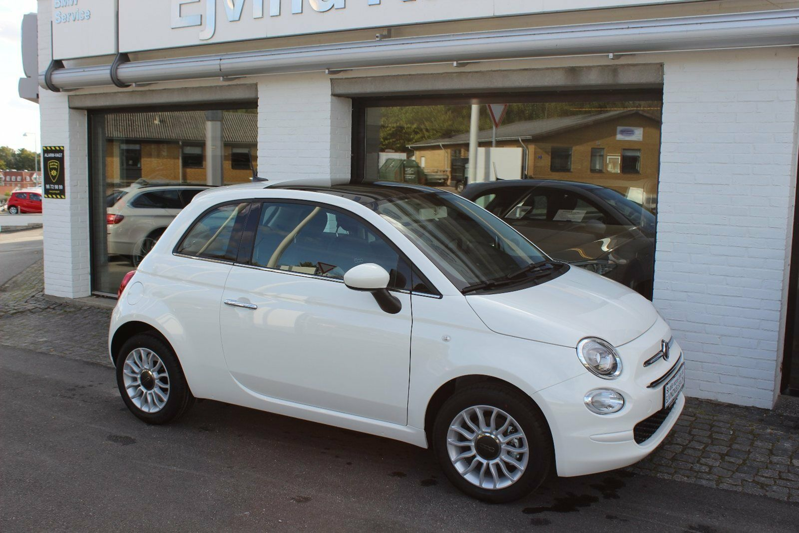 Fiat 500 1,2 Dream 3d - 147.490 kr.