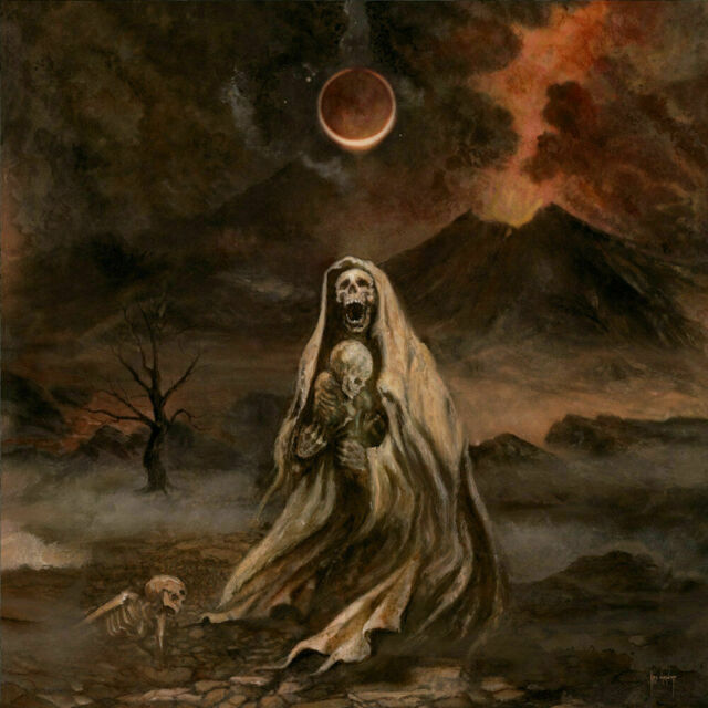 UADA - Devoid Of Light LP silver NEUWARE!