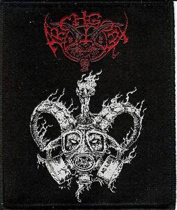 Archgoat-AG-666-Patch-Venom-Bathory-Black-Metal-Slayer-Behemoth-Gorgoroth-Goat