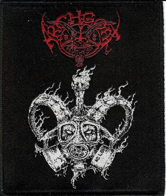 Archgoat AG 666 Patch Venom Bathory Black Metal Slayer Behemoth Gorgoroth