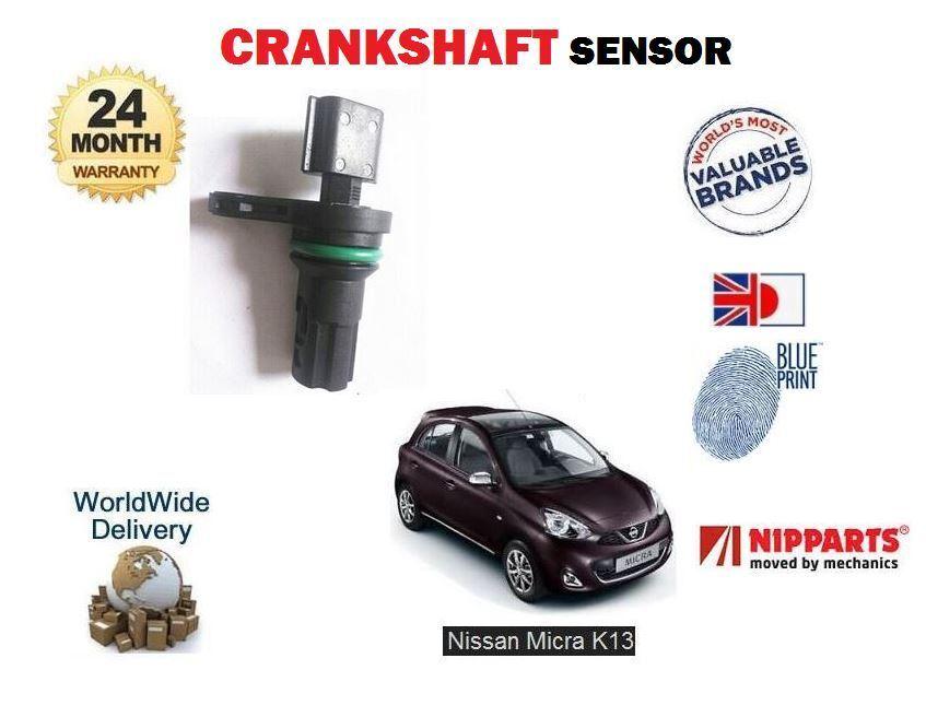 Für Nissan Micra 1.2 K13 Hr12de 2010  Neu Kurbelwellen Kurbelwellen Winkelsensor