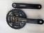 Shimano-ALTUS-FC-M361-6-8-Speed-Square-Taper-Crankset-42-32-22T-175MM-MTB-Bike miniature 1