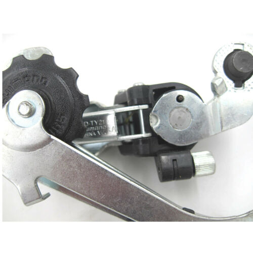Shimano RD-TY21 6//7 Speed 18//21S  Bicycle Rear Derailleur Direct Mount Long Cage