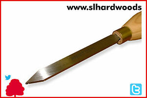 """Robert Sorby 1//8/"""" Standard Parting Lathe Tool 13-1//2/"""" 830H-1//8"""