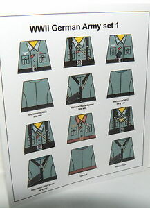 NEW-Custom-stickers-for-german-soldiers-wehrmacht-SET-1-lego-torso-size