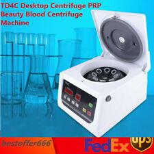 815ml Centrifuge Medical Prp Lab Blood Centrifuge Machine Low Speed 4000rmin