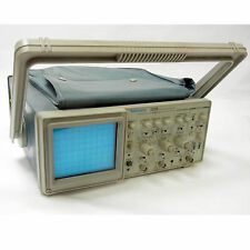 TEKTRONIX 2225 50MHZ ANALOG OSCILLOSCOPE FOR PARTS OR REPAIR, EXCELLENT CRT
