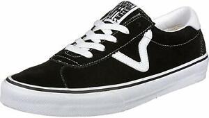 Vans Sport Sneakers Uomini Nero Sneakers Basse - VN0A4BU6A6O VANS SPORT