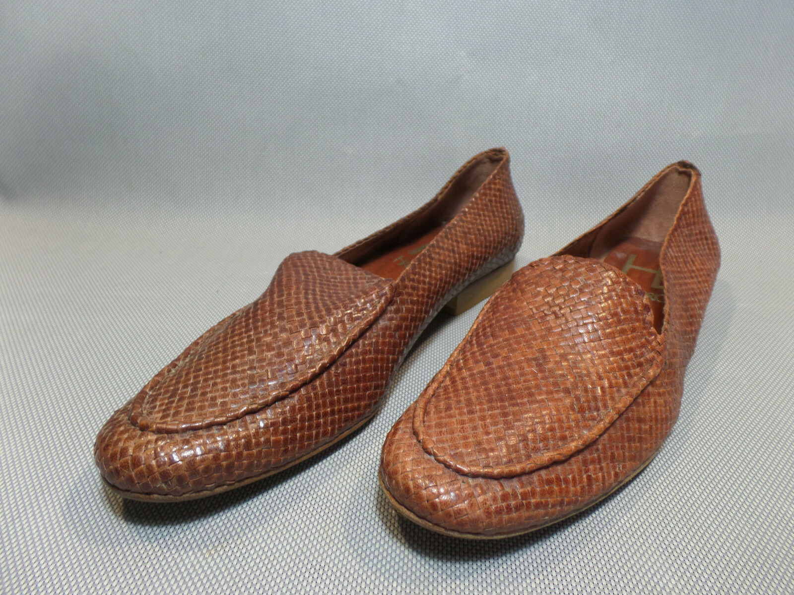 Gentlemen/Ladies materials MOCCASIN PLAIT LEATHER/SIZE 40/ALL LEATHER main category Selected materials Gentlemen/Ladies King of the crowd 77fccb