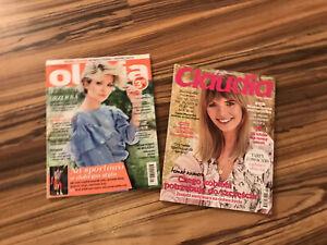 Polnische Zeitschriften Claudia , Oliviawrzesien 2019 , TOP!!! - Bonn, Deutschland - Polnische Zeitschriften Claudia , Oliviawrzesien 2019 , TOP!!! - Bonn, Deutschland