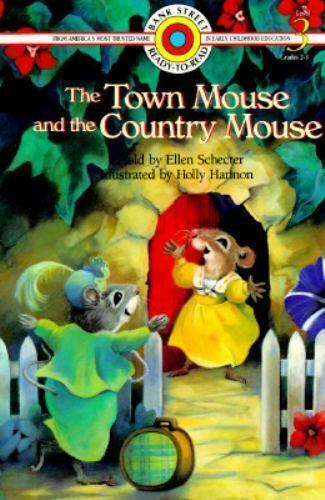 The Town Mouse and the Country Mouse by Aesop Aesop