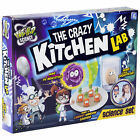 Weird Science Crazy Kitchen Lab Kit Experiments Set Home Boys Girls Chemistry
