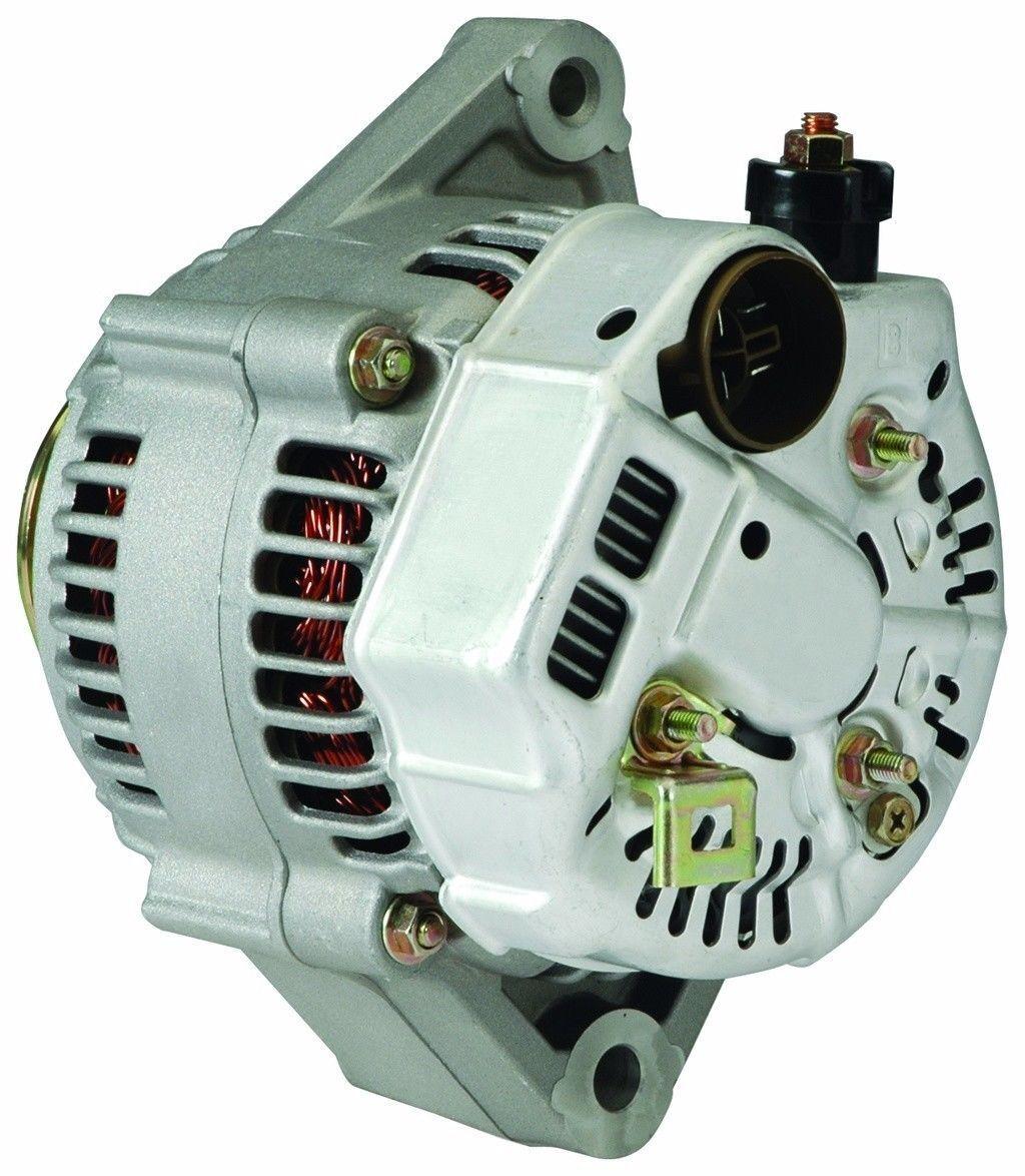 165 AMP 13509 Alternator Honda Civic Del Sol High Output Performance HD USA NEW