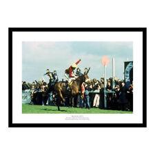 Red Rum 1977 3rd Grand National Win Horse Racing Photo Memorabilia (705)