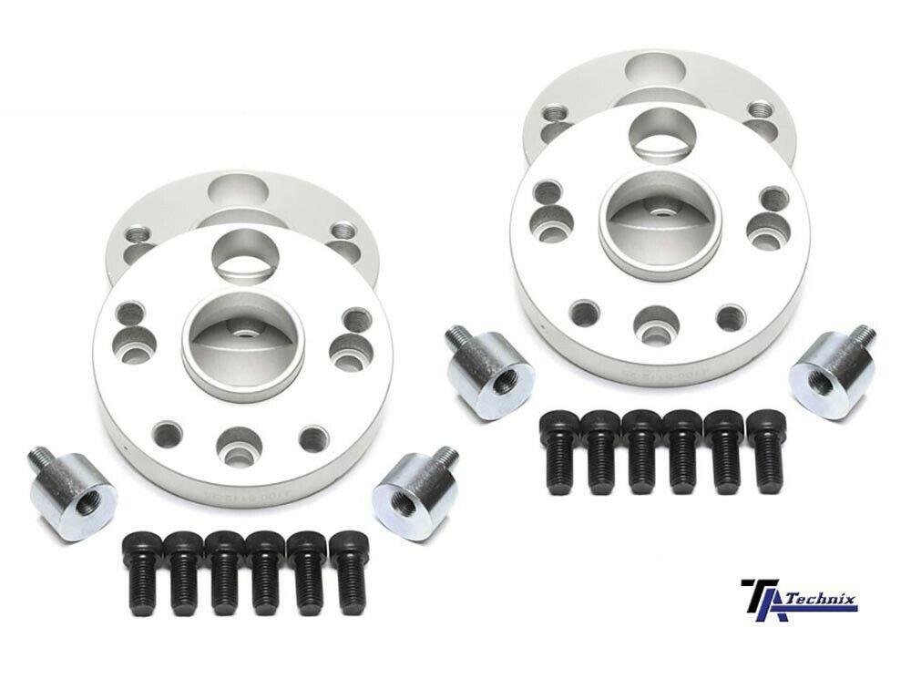 4-el círculo de agujeros adaptador 15mm por página 4x100 a 5x100-ta technik 30mm pro eje