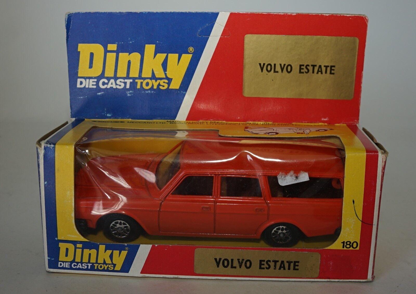 DINKY / / / POLISTIL modèle No180 Volvo 265 DL Domaine voiture
