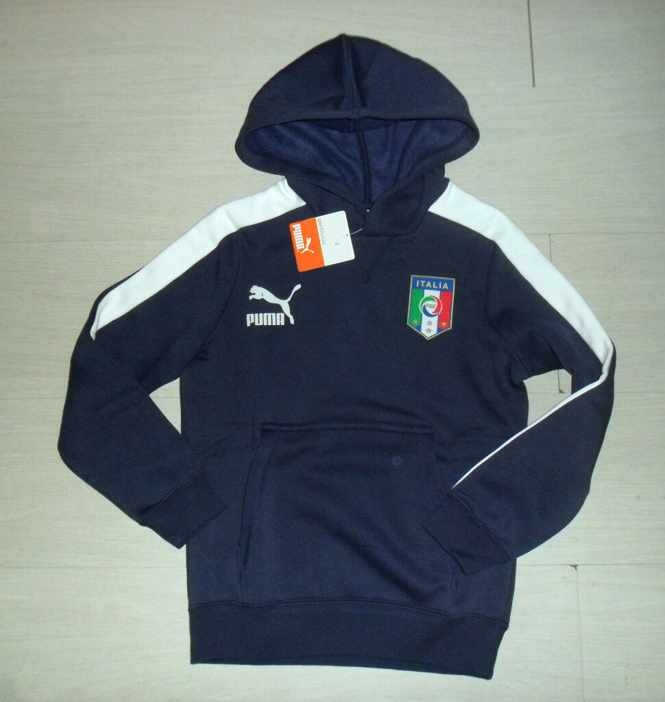 EURO 2012 ITALIA FELPA  BAMBINO 12 ANNI JUNIOR BOY SWEAT HOODED HOODY  descuento online