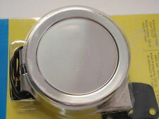 HORN ELECTRIC 14501 COMPACT HORN BOAT MARINE STAINLESS STEEL HORN 12VOLT 5014501
