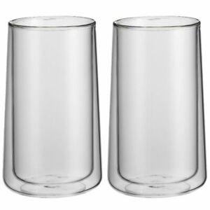 WMF-Latte-Macchiato-Glas-2er-Set-Coffee-Time-Kaffeeglas-Kaffeebecher-NEU-amp-OVP