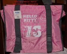 Sac Shopping-Cartable porté épaule Hello Kitty! a prix imbattable pierre-cedric