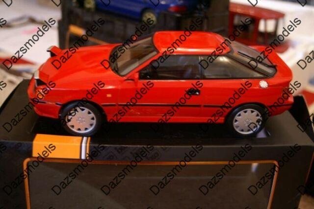 Toyota Celica St 165 1988 Street versión rojo red 1:18 Ixo 18cmc001 nuevo