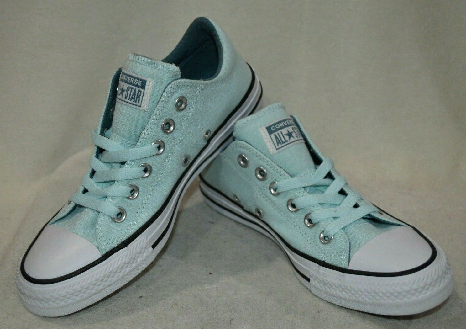 Converse Femme All star Madison OX TEAL Tint C-Teal Baskets-Sz 7 new with box 563507 F