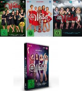 12-DVDs-VORSTADTWEIBER-STAFFEL-1-2-3-4-IM-SET-NEU-OVP