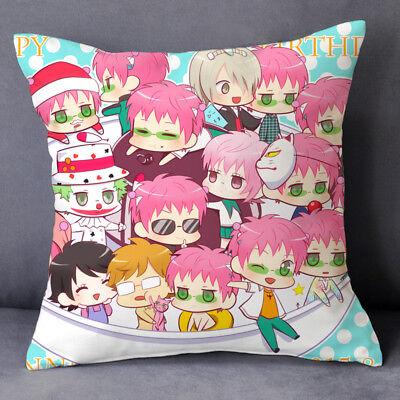 Hot Hatsune Miku Miku Double Side Home Decor Cushion Hold Pillow 35*55 cm