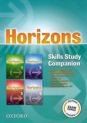 Horizons: Skills Study Companion, New Books