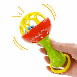 Babybett-Kinderwagen-Rasseln-Greiflinge-Spiral-Sitz-Spielzeug-Y3T4