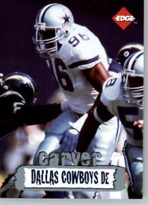 1996 Collectors Edge #59 Shante Carver- Cowboys