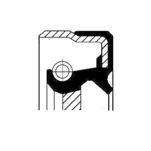CORTECO vagues Joint d/'étanchéité boîte manuelle entrée