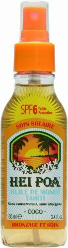 Hei Poa SPF 6 Monoi Oil Coconut