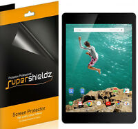 3x Supershieldz Hd Clear Screen Protector Shield Saver For Htc Google Nexus 9