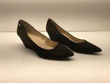 Calvin Klein Baret Women's Gray Wedge Shoes Size 10 M