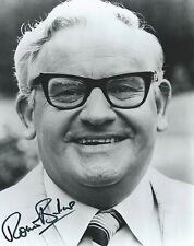 Signed 10x8 Ronnie Barker Picture