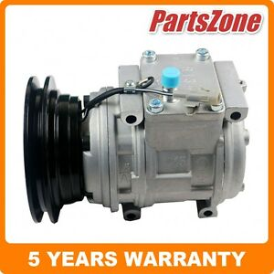 Details about AC Air Conditioning Compressor Fit for Toyota Hilux 2 8L 3L  3 0L 5L Diesel LN105